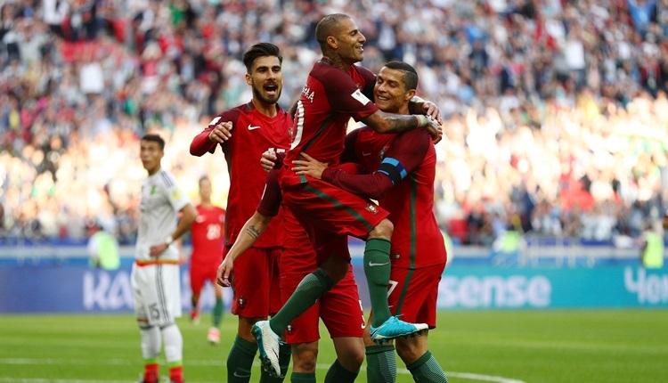 Ricardo Quaresma'nın Portekiz - Meksika maçında attığı gol (İZLE)