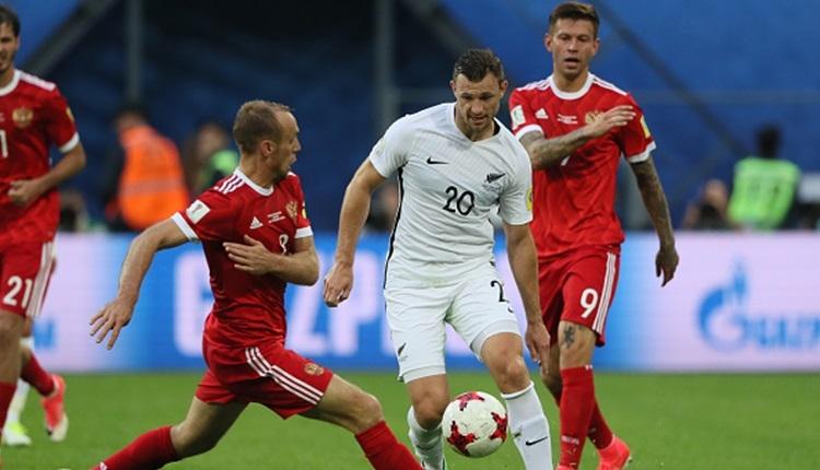Rusya 2-0 Yeni Zelanda maç özeti ve golleri