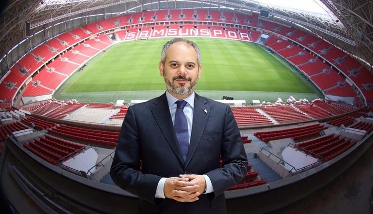 Samsunspor hakkında Spor Bakanı Akif Çağatay Kılıç'tan açıklama