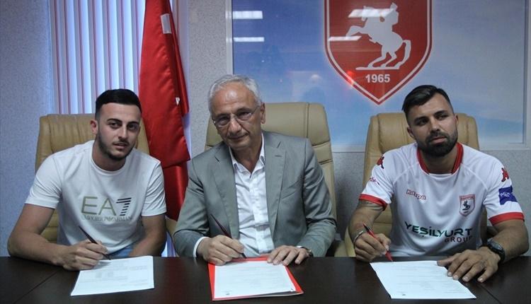 Samsunspor, Sivasspor'dan Hasan Hatipoğlu'nu transfer etti