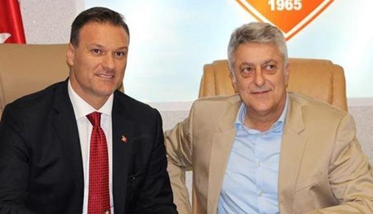 Samsunspor'da Alpay Özalan'dan transfer müjdeleri
