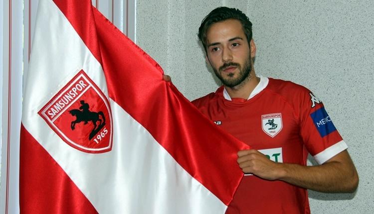 Samsunspor'da bir transfer daha