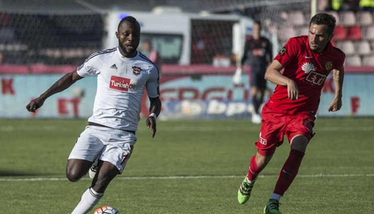 Samsunspor'da John Chibuike transferi neden ertelendi?