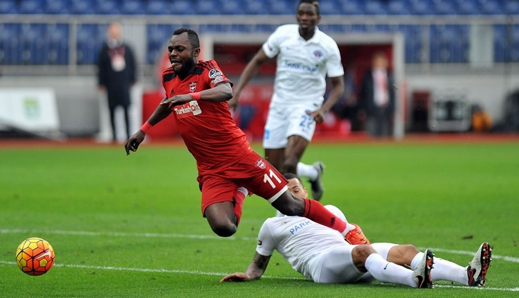 Samsunspor'dan John Chibuike transferi