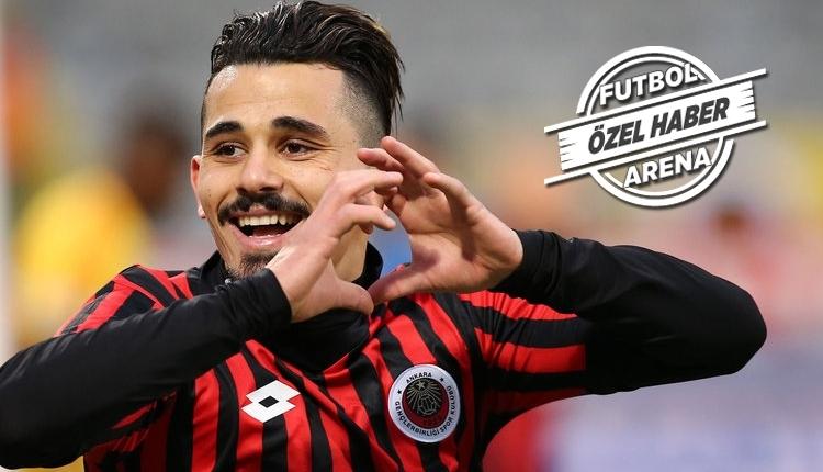 Osmanlıspor, Serdar Gürler'i transfer etti