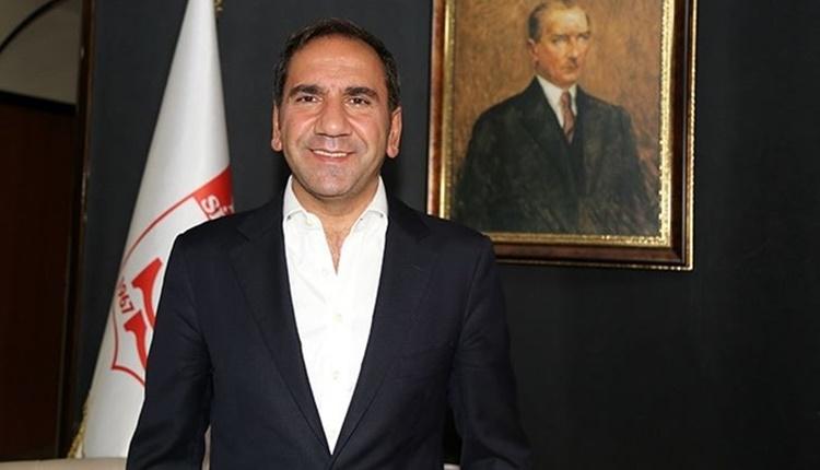 Sivasspor Başkanı Mecnun Otyakmaz: 'Korkutan takım olacağız'