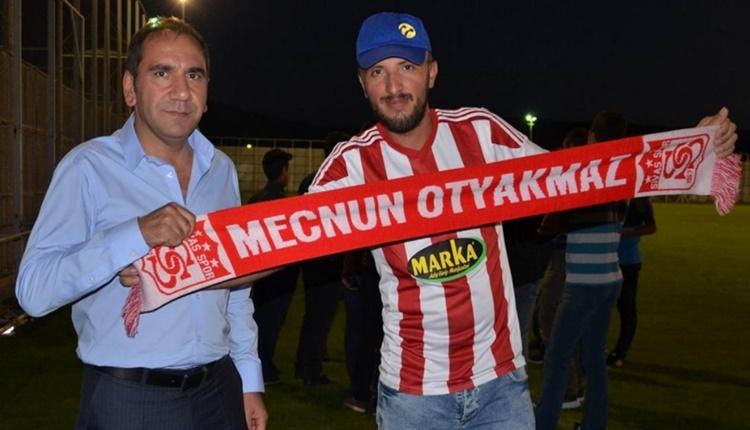 Sivasspor Başkanı Mecnun Otyakmaz'dan transfer açıklamaları