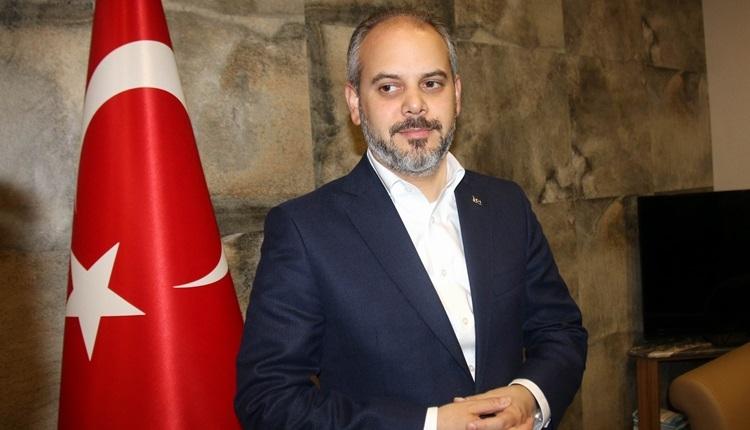 Spor Bakanı Akif Çağatay Kılıç'tan Arda Turan göndermesi