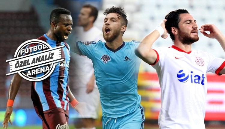 Süper Lig'de en çok top kapan futbolcular
