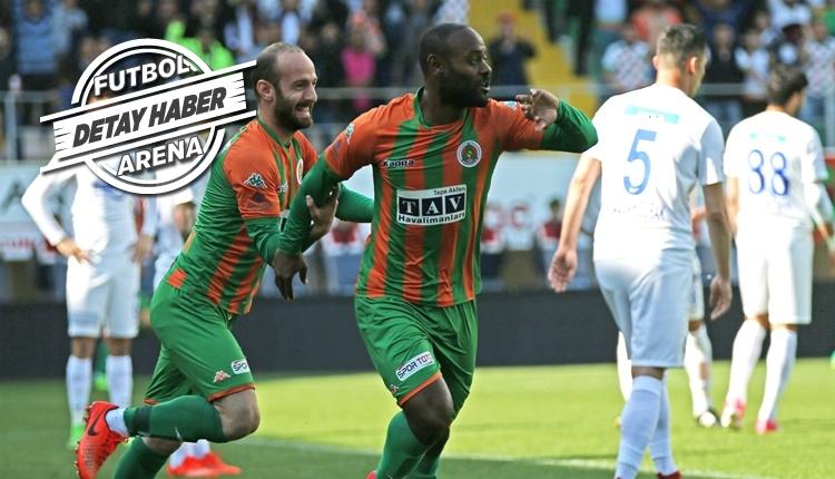 Süper Lig'de gol krallığına siyahi oyuncu damgası