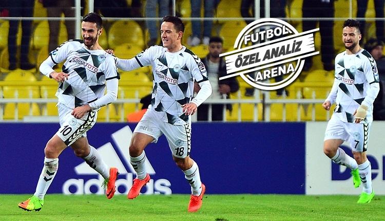 Süper Lig'de takımını sırtlayan isimler