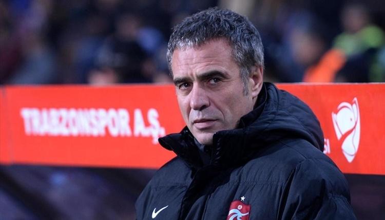 Trabzonspor'da Ersun Yanal'dan transfer kararı