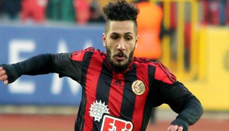 Trabzonspor'da Kamil Ahmet Çörekçi kontrolden geçti