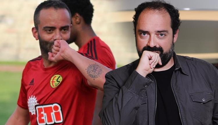 Trabzonsporlu Nevzat Aydın ile Semih Şentürk kapıştı