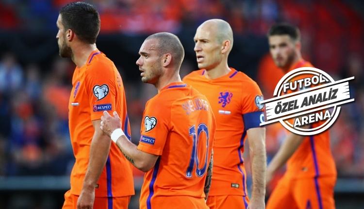 Wesley Sneijder tarihe geçti!
