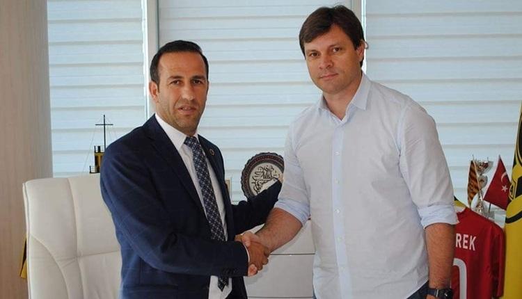 Yeni Malatyaspor, Ertuğrul Sağlam ile sözleşme imzaladı