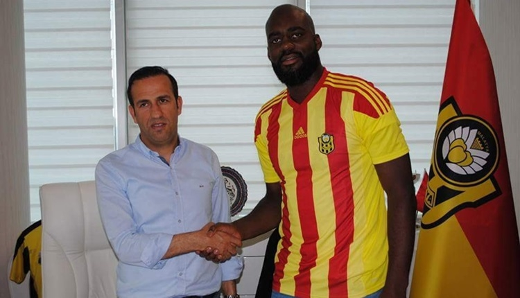Yeni Malatyaspor, Farnolle ile sözleşme imzaladı
