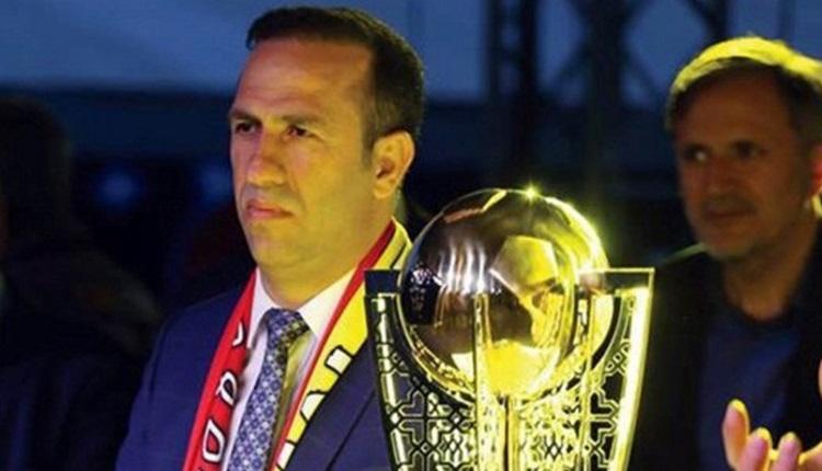 Yeni Malatyaspor'un 3 yıl içindeki hedefi