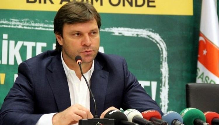 Yeni Malatyaspor'un Ertuğrul Sağlam'ı seçme nedeni