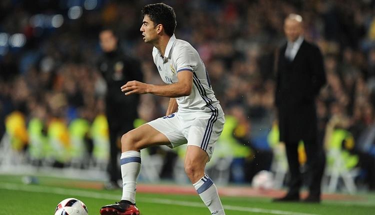 Zidane'ın oğlunu La Liga ekibi kaptı!
