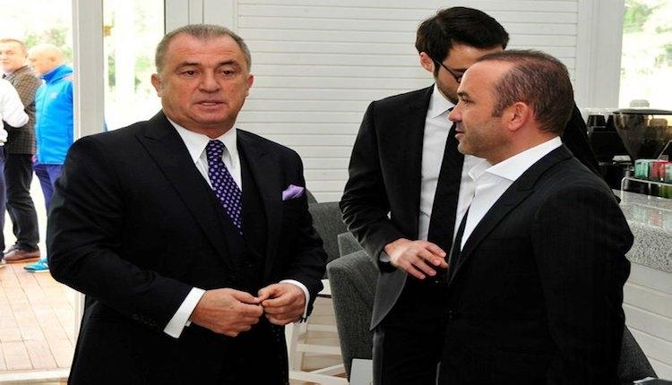 A Milli Takım'da Fatih Terim'in yardımcılığına Mehmet Özdilek getirildi.