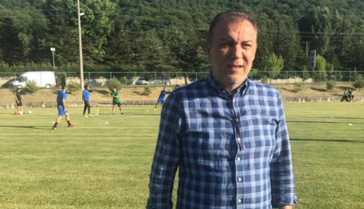 Adana Demirspor Başkanı Mehmet Gökoğlu: ''Demirspor'u tekrar raya sokmaya çalışıyoruz''
