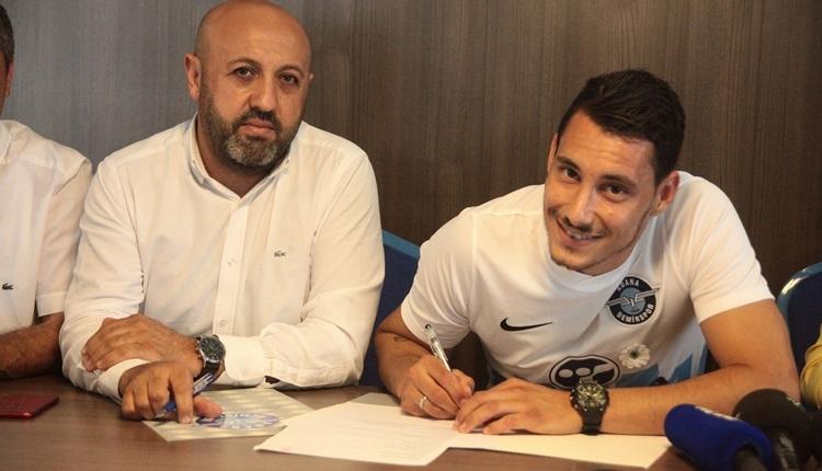 Adana Demirspor, Edin Rustemovic'i transfer etti