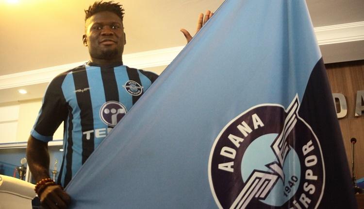 Adana Demirspor Robert Ndip Tambe'yi transfer etti