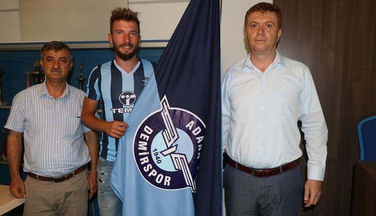 Adana Demirspor Yiğit İncedemir'i transfer etti