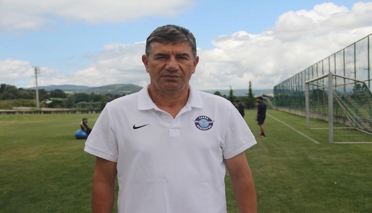 Adana Demirspor'da Giray Bulak'tan transfer açıklaması