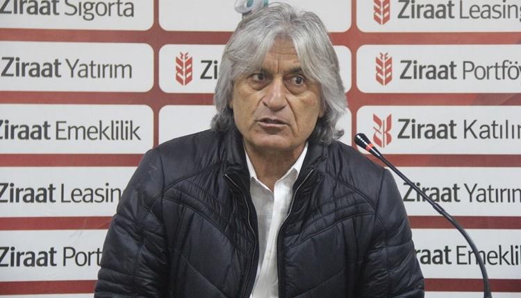 Adanaspor'un yeni teknik direktörü Kemal Kılıç