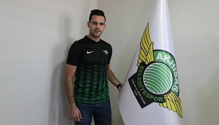 Akhisar Belediyespor'da Samardzic, Kızılyıldız'a transfer oldu