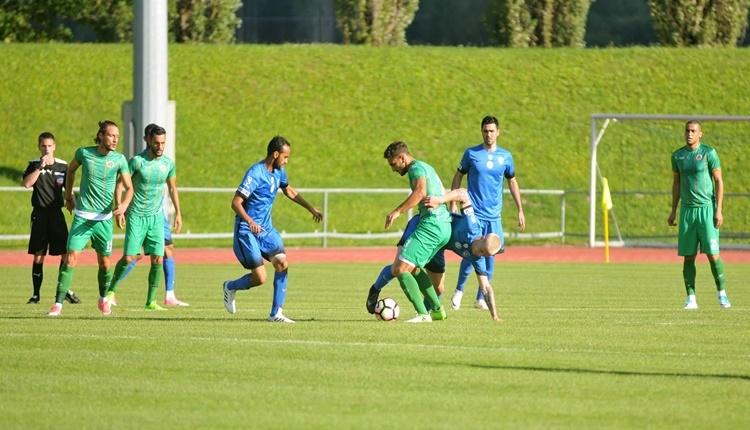 Alanyaspor 2 - 1 Al Hilal maçın özeti ve golleri