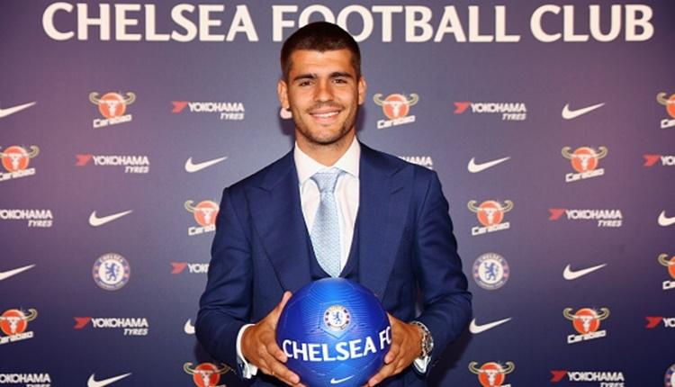 Alvaro Morata rekor bonservisle Chelsea'de!