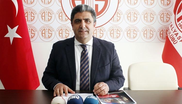 Antalyaspor'dan Beşiktaş açıklaması