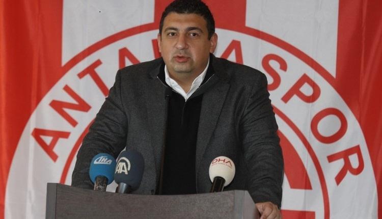 Antalyaspor'dan Sosa ve Hakan Balta için transfer açıklaması