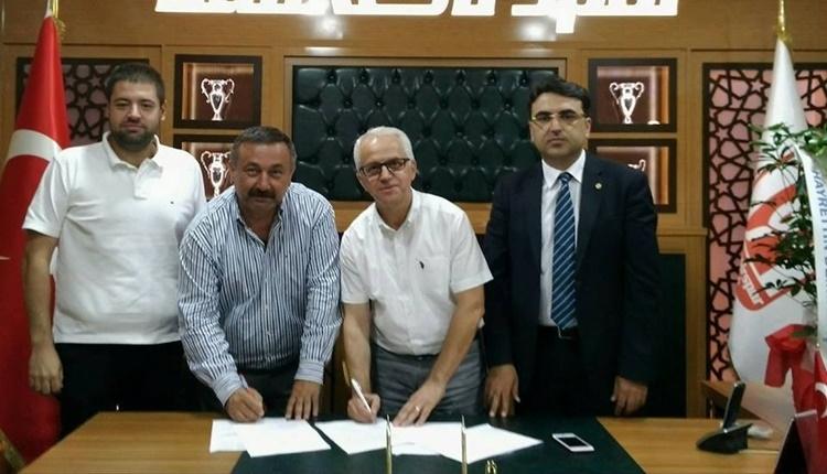 Balıkesirspor'un yeni sponsoru BAŞÖTKOP oldu