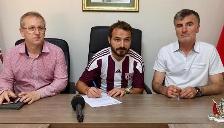 Bandırmaspor Erhan Şentürk'ü transfer etti