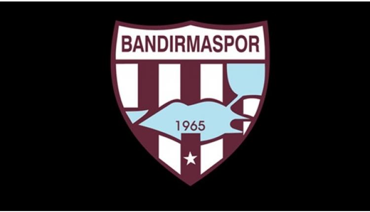 Bandırmaspor'dan 'şike' açıklaması!