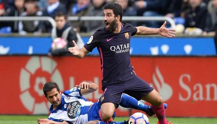 Barcelona, Arda Turan'ın forma numarasını açıkladı