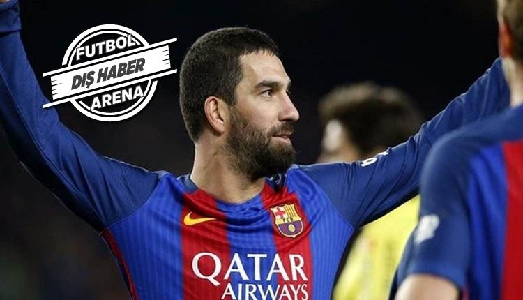 Barcelona'da Arda Turan transferinde flaş gelişme!