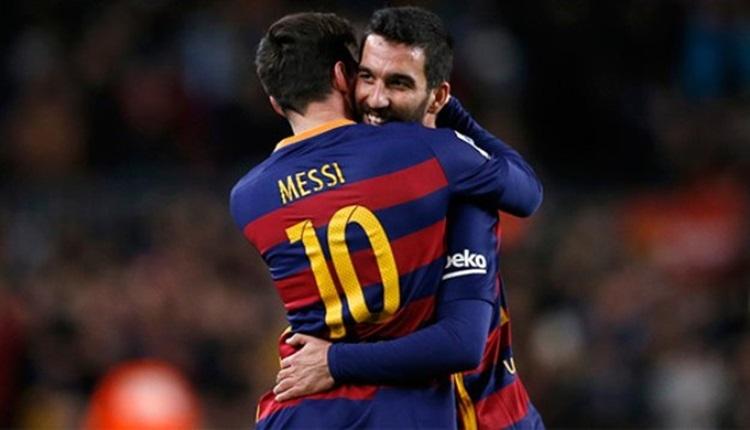 Barcelona'da Messi, Arda Turan'ı düğüne davet etmedi mi?