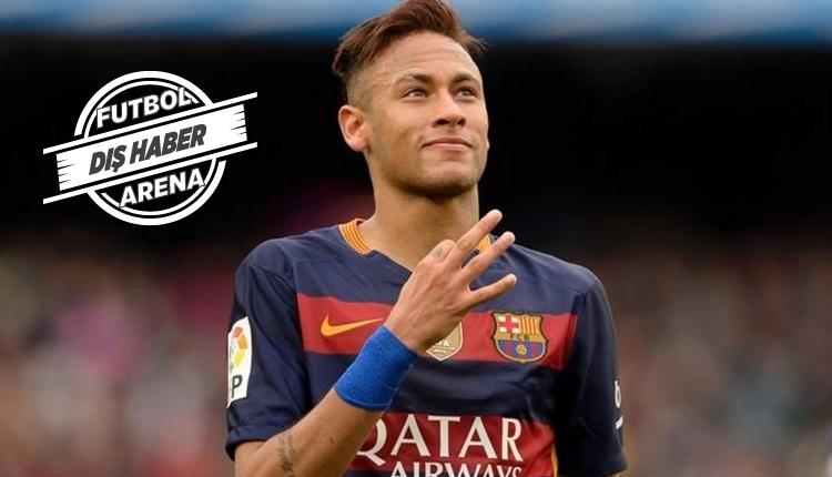 Barcelona'ya Neymar için PSG'den 222 milyon Euro
