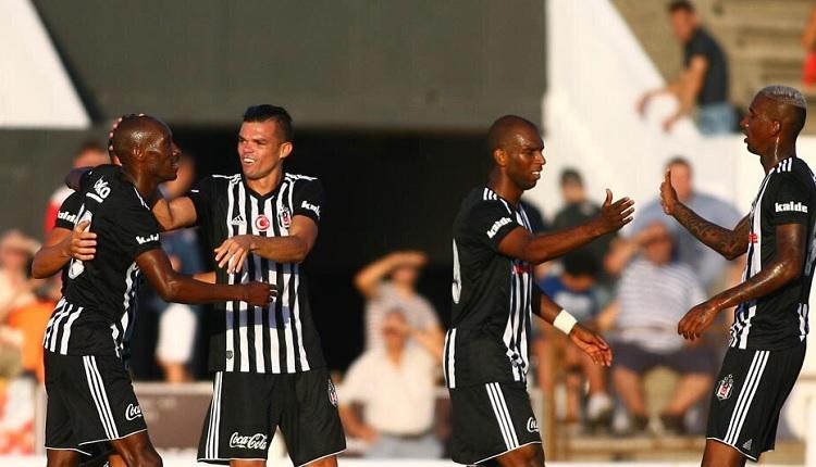 Beşiktaş 1-1 Real Betis maç özeti ve golleri