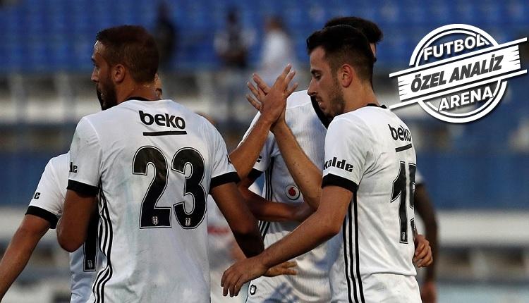 Beşiktaş 2-2 Valladolid dikkat çeken 3 futbolcu