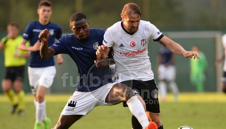 Beşiktaş 3-3 Fortuna Sittard hazırlık maçı özeti ve golleri