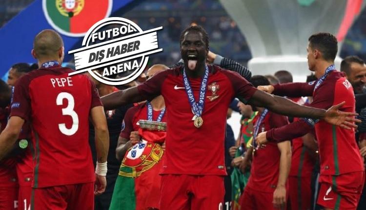 Beşiktaş için forvet Eder'den flaş transfer açıklaması!
