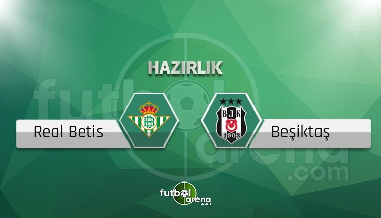 Beşiktaş - Real Betis maçı saat kaçta, hangi kanalda?