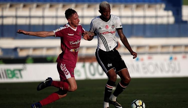Beşiktaş - Real Valladolid maçı özeti ve golleri (İZLE)