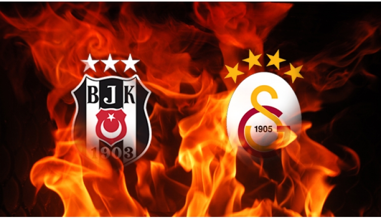 Beşiktaş ve Galatasaray taraftarları arasında havaalanında transfer gerilimi
